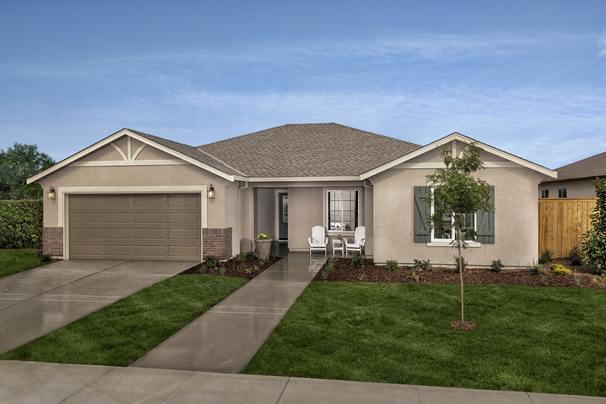 Browse new homes for sale in Fresno & Surrounding Area, CA